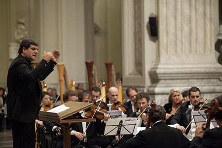 Concert de la Cappella Ludovicea Mercredi 7 mars à 20h30 (Eglise)