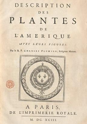 De Marseille aux Antilles, <br>en passant par la Trinité-des-Monts : <br>les explorations d'un botaniste hors pair